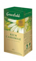 Чай Greenfield Rich Camomile (25 пак.)