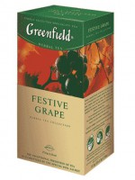 Чай Greenfield Festive Grape (25 пак.)
