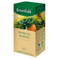 Чай Greenfield Tropical Marvel (25 пак.)