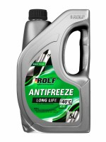 Антифриз ROLF Antifreeze G11 Green 5л